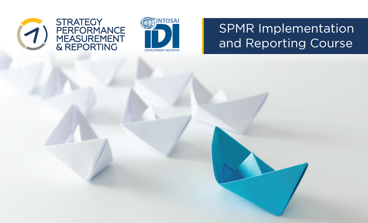 The IDI SPMR Implementation and Reporting eLearning course is taking place