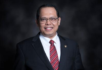 Dr. Agus Joko Pramono
