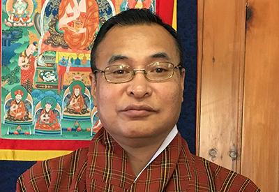 Dasho Tashi (Auditor General of Bhutan)
