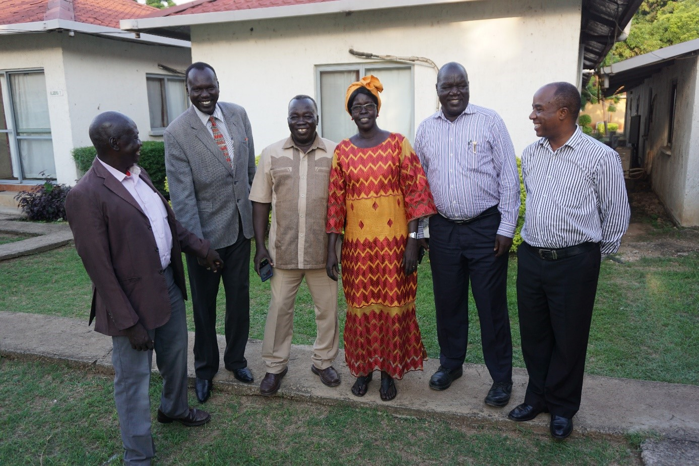 2017 Annual meeting at SAI South Sudan