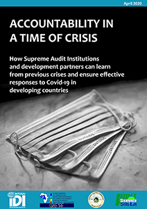 Accountability in a Time of Crisis: IDI Paper on Covid-19