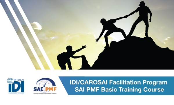 SAI PMF basic eLearning training course for SAIs in the CAROSAI region