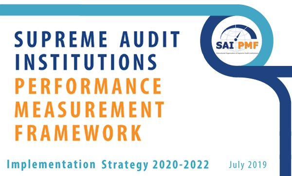 SAI PMF Implementation Strategy 2020-2022 approved at INCOSAI 2019