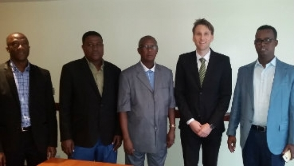 Extension of IDI's bilateral cooperation with SAI Somalia