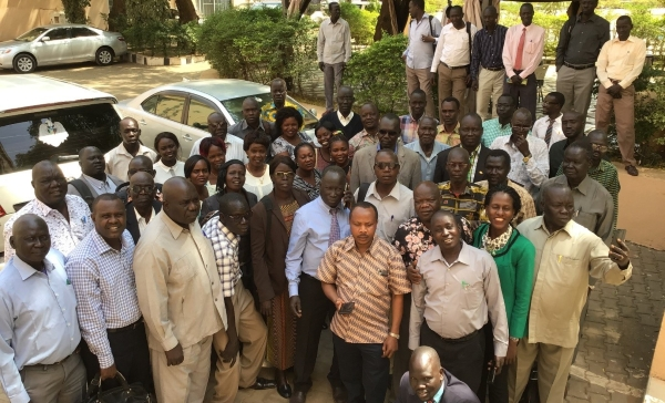 SAI South Sudan Prepares for Implementation of the Peace Agreement