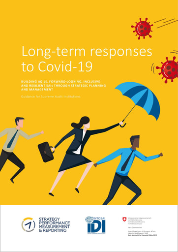 Long-term responses to Covid-19