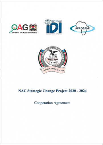 Cooperation Agreement 2020-2024 Cover