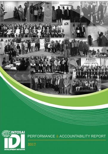 IDI Performance and Accountability Report 2017 Cover