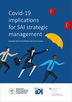 COVID-19 Implications for SAI Strategic Management Cover