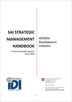 SAI Strategic Management Handbook Cover