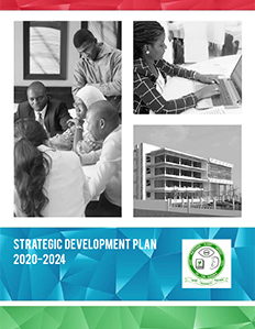 The Gambia National Audit Office Strategic Development Plan cover