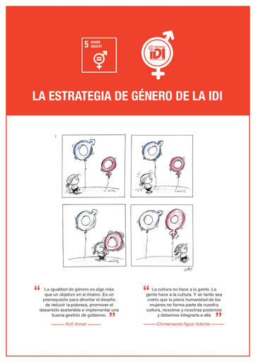 IDI Gender Strategy - Spanish